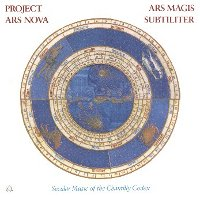"ENSEMBLE PAN ""ARS MAGIS SUBTILITER"" (CD)"