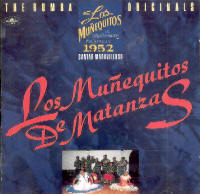 "LOS MUÑEQUITOS DE MATANZAS ""CANTAR MARAVILLOSO-THE RUMBA ORIGINALS"" (CD)"