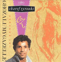 "CHAREF ZEROUKI ""GHOZALI"" (CD)"