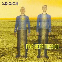 "S.P.O.C.K. ""FIVE YEAR MISSION"" (CD)"