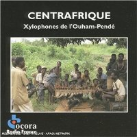 "AFRICA CENTRAL ""XYLOPHONES FROM OUHAM-ANDE"" (CD)"