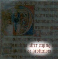 "AFTER CRYING ""DE PROFUNDIS"" (CD)"