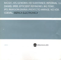 "V/A ""IBERICA ELECTRONICA"" (CD)"