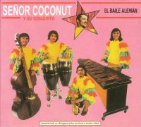 "SEÑOR COCONUT ""EL BAILE ALEMAN. LATIN TRIBUTE TO KRAFTWERK (+BONUS)"" (CD)"