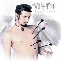 "VOLTAIRE ""ALMOST HUMAN"" (CD)"