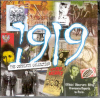 1919 - THE COMPLETE COLLECTION CD