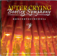 "AFTER CRYING ""BOOTLEG SYMPHONY"" (CD)"