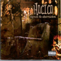 "HOCICO ""SIGNOS DE ABERRACION"" (CD)"
