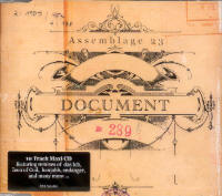 "ASSEMBLAGE 23 ""DOCUMENT"" (CDS)"