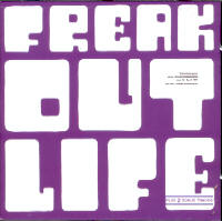 "FREAK OUT ""LIFE"" (CD)"