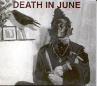 "DEATH IN JUNE ""THE WALL OF SACRIFICE (RE-EDICION)"" (CD)"