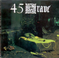 "45 GRAVE ""SLEEP IN SAFETY"" (CD)"