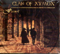 "CLAN OF XYMOX ""FAREWELL"" (CD)"