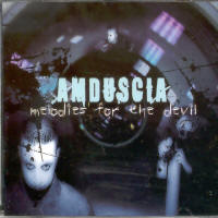 "AMDUSCIA ""MELODIES FOR THE DEVIL"" (CD)"