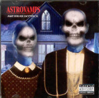 "ASTROVAMPS ""AMERIKAN GOTHICK"" (CD)"