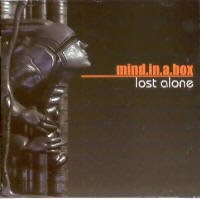 "MIND IN A BOX ""LOST ALONE"" (CD)"