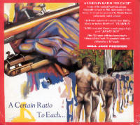 "A CERTAIN RATIO ""TO EACH"" (CD)"