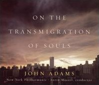 "ADAMS, JOHN ""ON THE TRANSMIGRATION OF SOULS"" (CD)"