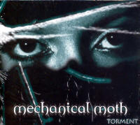 "MECHANICAL MOTH ""TORMENT (ED. LIM.)"" (2CD (LTD. ED.))"