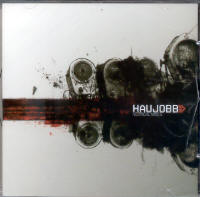 "HAUJOBB ""VERTICAL MIXES"" (CD)"