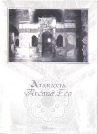 "ATARAXIA ""ARCANA ECO (ENGLISH)"" (CD+LIBRO)"