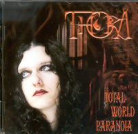"THORA ""TOTAL WORLD PARANOIA"" (CD)"