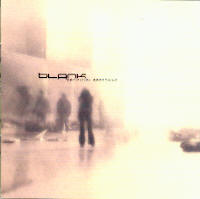 "BLANK ""ARTIFICIAL BREATHING"" (CD)"