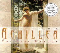 ACHILLEA - THE NINE WORLDS (CD)
