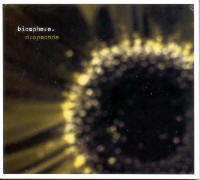 BIOSPHERE - DROPSONDE CD