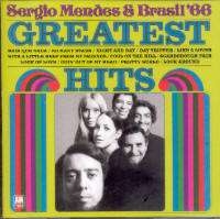 "MENDES, SERGIO & BRASIL 66 ""GREATEST HITS"" (CD)"