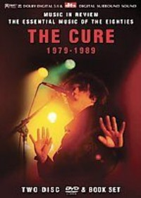 "THE CURE ""1979-1989"" (2DVD+BOOK)"