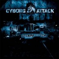 "CYBORG ATTACK ""STOERF***TOR"" (CD)"