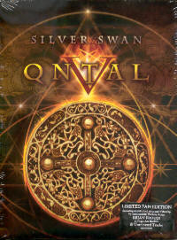 "QNTAL ""V. SILVER SWAN"" (2CD (LTD. ED.))"