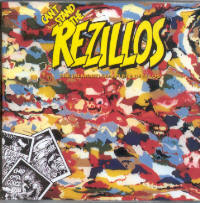 "THE REZILLOS ""CAN'T STAND REZILLOS: ALMOST COMPLETE REZILLOS"" (CD)"