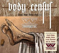 "WUMPSCUT ""BODY CENSUS"" (CD)"