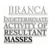 "BRANCA, GLENN ""INDETERMINATE ACTIVITY OF RESULTANT MASSES"" (CD)"