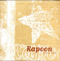 "RAPOON ""CHURCH ROAD"" (CD)"