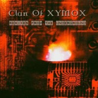 "CLAN OF XYMOX ""REMIXES FROM THE UNDERGROUND"" (2CD)"