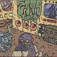 "EATS TAPES ""DOS MUTANTES"" (CD)"