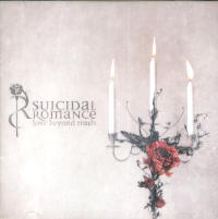 "SUICIDAL ROMANCE ""LOVE BEYOND REACH"" (CD)"
