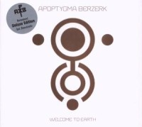 "APOPTYGMA BERZERK ""WELCOME TO EARTH"" (CD)"