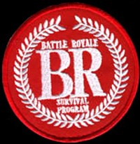 "BATTLE ROYALE ""P-19"" (PARCHE)"