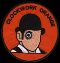 "CLOCKWORK ORANGE ""P-21"" (PARCHE)"