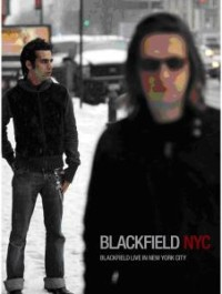 "BLACKFIELD ""LIVE IN NEW YORK CITY"" (DVD)"