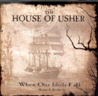 "THE HOUSE OF USHER ""WHEN OUR IDOLS FALL (THE RARE & THE OBSCURE)"" (CD)"