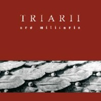 TRIARII - ARS MILITARIA (RE-RELEASE) (CD)