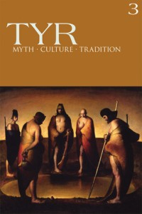 TYR - MYTH-CULTURE-TRADITION, Nº 3 BOOK