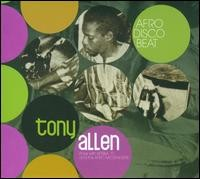 "ALLEN, TONY ""AFRO DISCO BEAT"" (2CD)"