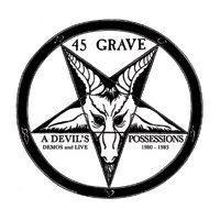 "45 GRAVE ""A DEVIL'S POSSESSIONS"" (CD)"