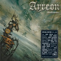 "AYREON ""01011001 (LIMITED)"" (2CD+DVD (LTD. ED.))"